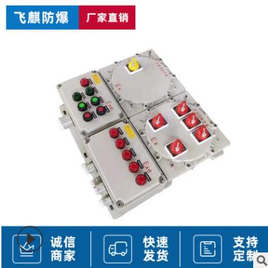 防爆照明动力配电箱BXMD 防爆控制箱 防爆照明动力箱 控制箱