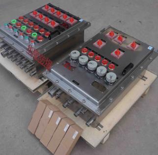 华隆防爆配电箱不锈钢防爆配电箱厂家非标定制防爆配电箱