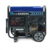 大梦科虎B款C款雾炮机专用双电压一体风冷柴油发电机组