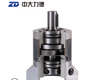ZD中大电机厂120ZDE精密行星减速齿轮箱伺服步进减速机器定制产品