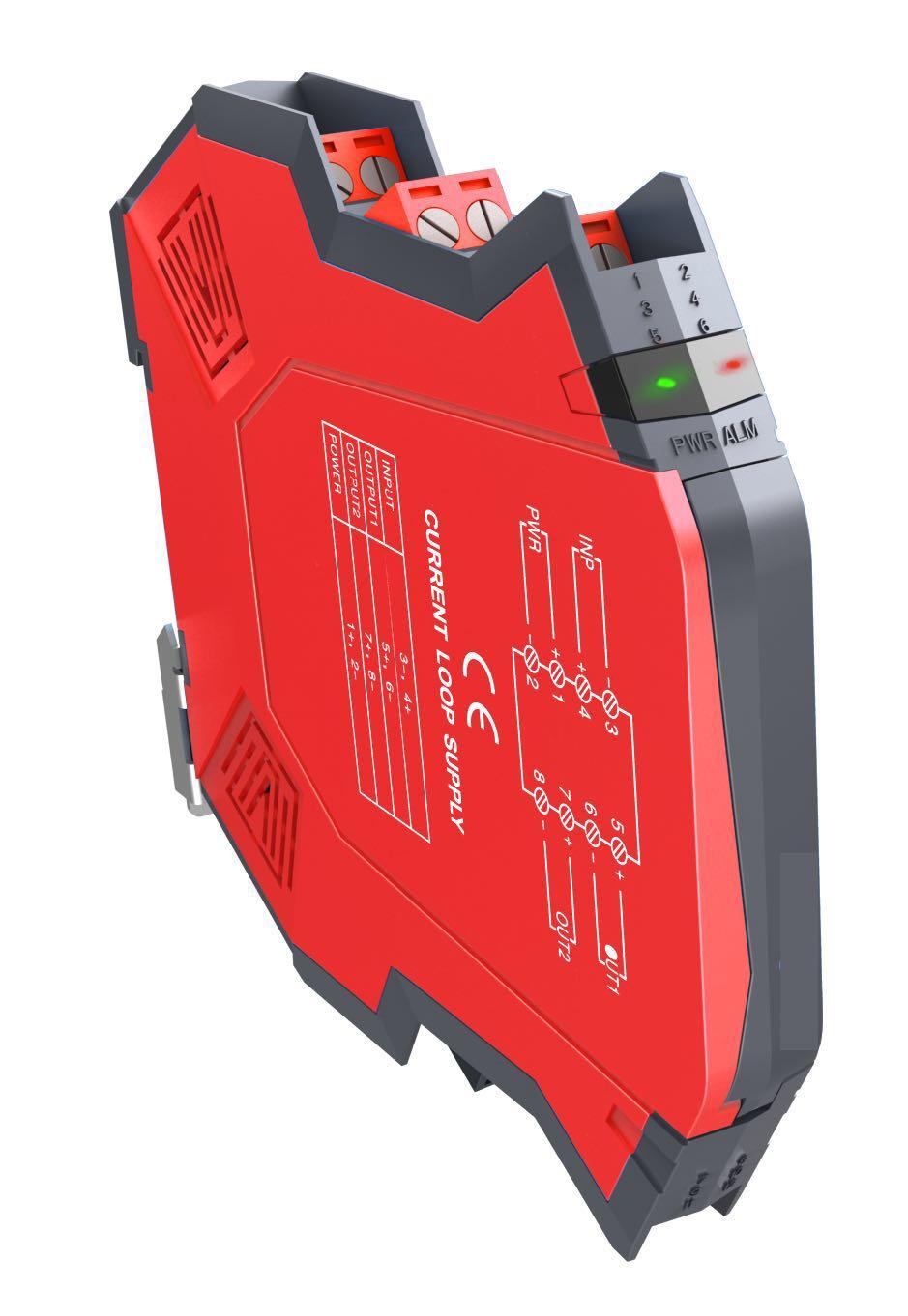 信号隔离器,隔离式安全栅,浪涌保护器,电量变送器