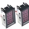 两线DC5V-120V直流数显电压表数字电压表头 电动车表头防反接0.56