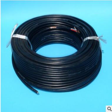 2-6芯屏蔽软线RVVP 信号电线电缆 批发定做 485通讯线