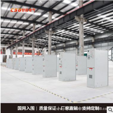 厂家直供 SF6气体绝缘环网柜 成套定制10kv环网柜 充气柜 开关柜