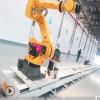 艾京厂家直销安徽机器人第七轴/机器人滑台/自动上下料 代替人工