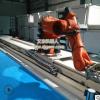 厂家供应机器人行走轴,机器人第七轴,机器人滑台