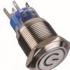【厂家直销】YJ GQ19F-11DP/N 电源标志带灯钮 带自锁