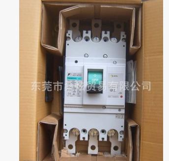 日本进口富士漏电断路器遮断器EW400SAG-3P 400A
