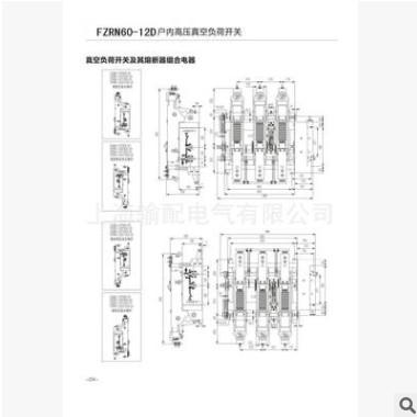 FZRN60-12/T200-31.5真空负荷开关