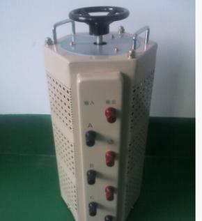 三科调压器30000W/TSGC2J-30KVA/30KW三相380V 0-430VK正泰德力西