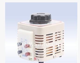三科调压器200W/TDGC2-0.2KVA/200VA单相220V全铜交流0-250V可调
