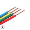 扬州瑞平厂家直销KVV2*1 铜芯 控制电缆 2芯1平方 国标无氧铜线缆