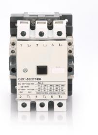 进口技术CJX1-85/22交流接触器3TF49接线法方便牢靠安全防护性可