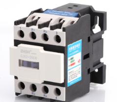 接触器厂家 四级接触器CJX2-2508 LC1D25008 交流接触器加工
