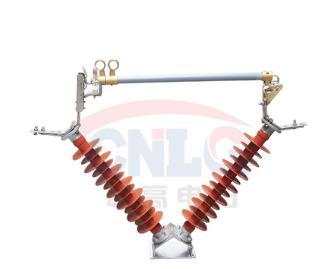 防风高压熔断器FDGW-40.5/100A防风型跌落式熔断器35KV