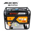 汽油发电机小型家用户外商用微型三相手启动8Kw发电机组厂家