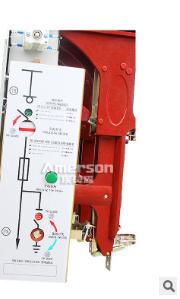 埃莫森FZN25-12RD真空负荷开关10KV户内高压柜用含熔断器组合