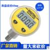 无锡赛恩诺测控数显压力表耐高温电池供电负压表气压水压精度高