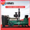 潍坊潍柴250kw柴油发电机组 屠宰场备用电源全自动250千瓦