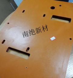厂家直销电木板 电木板加工 橘红色电木板 电工治具板 绝缘耐热板