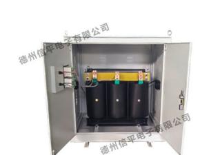 SG-9KVA安全隔离三相变压器雕刻机专用三相干式变压器380变380V