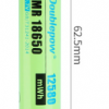 倍量18650锂电池3.7V高容量12580mwh收音机充电小风扇电蚊拍电池
