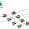 玻璃管保险丝 520 UL认证 125V250V 单体双帽可弯脚成型 保险丝管