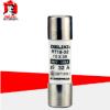 德力西圆筒形熔断器RT14-100A芯125A保险丝 保险管 22*58 RT18-32
