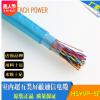 厂家批发 hsyvp 5e 25对大对数电缆 室内超五类屏蔽数据通信电缆