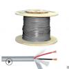 国标RVV护套控制电缆0.2 0.3平方伺服1000万次KVVR多芯信号控制线