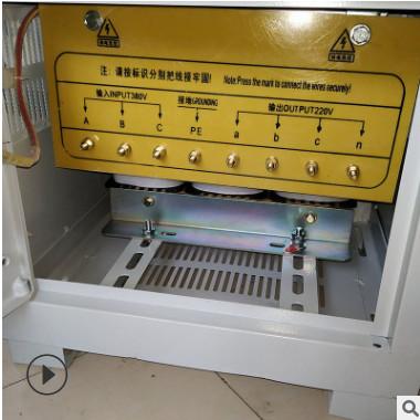 SG-5KVA三相隔离变压器400V转380V200V上海厂直供三相干式变压器
