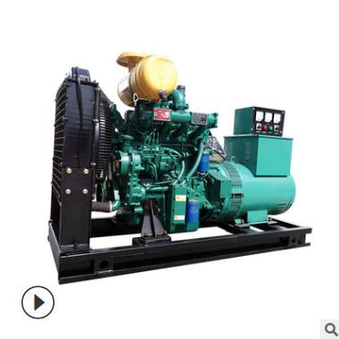 柴油发电 潍柴400KW柴油发电机组大型足功率三相380发电机便携