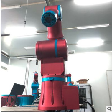 2019原创教育机器人 可负载3KG 可用于教学展览 流水线装配等