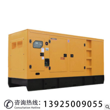 300kw柴油发电机组 潍柴WP13D385E200配纯铜无刷发电机 厂家定制