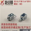 接线端子/terminal接触器 电表铁接线柱 方形 接线端子定做 YB-12