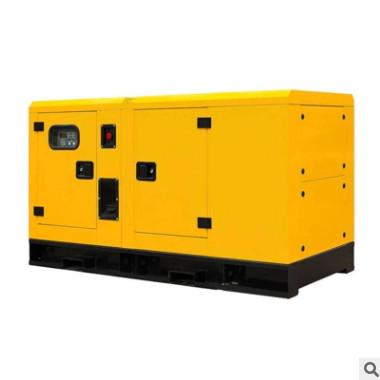房地产三相发电机机组 200/500KW柴油发电机机组工厂车间发电设备