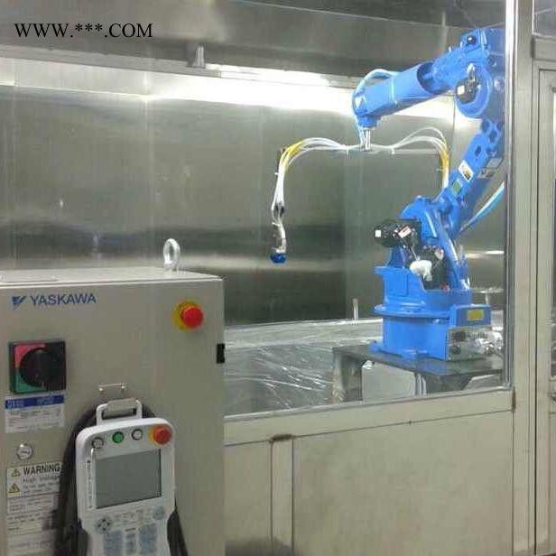 杜立机械_自动喷漆机器人_喷涂机器人_质量保证