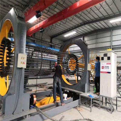 自动化程度高 制动变径滚焊机 久科 滚焊机品牌 数控自动化焊接设备