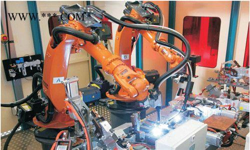 长沙市 二手库卡碳钢焊接机器人 二手 工业机器人码垛机器人焊机器人