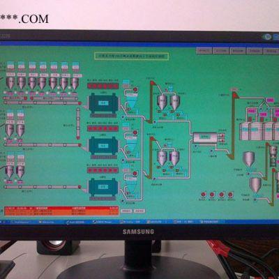 福诺FN-SHY56 自动化控制系统 石灰窑PLC自动化控制系统 PLC控制柜