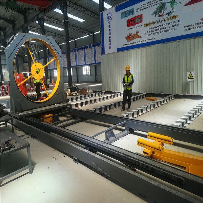 自动化程度高 钻孔钢筋笼滚焊机 久科 滚焊机控制器 数控全自动化焊接设备