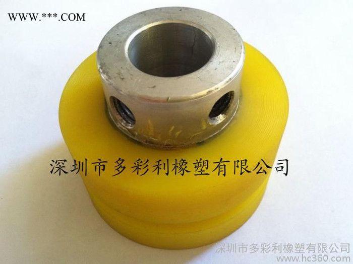 供应dochery自动化设备胶轮,设备用胶轮定做厂