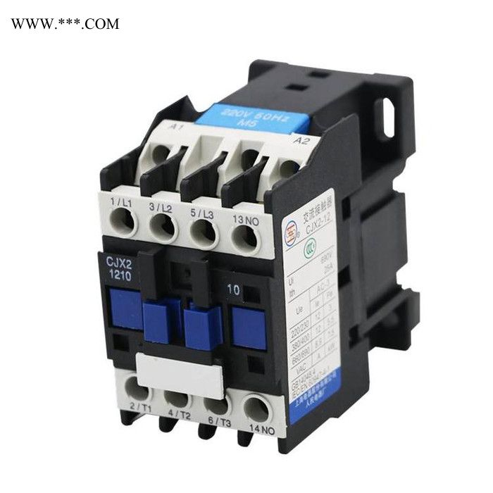 上海人民工控交流接触器CJX2-1210/01 0910/01 AC220 AC380 AC36