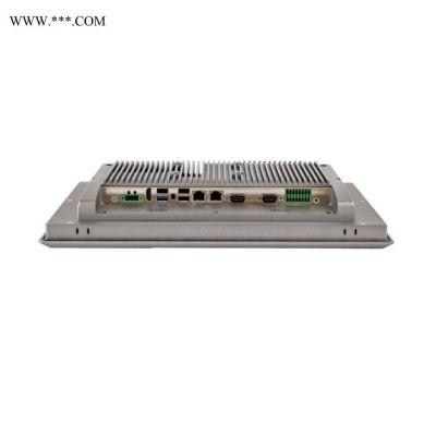 19寸宽温触摸工业平板电脑PPC1901 提坦19寸嵌入式无风扇工控电脑一体机