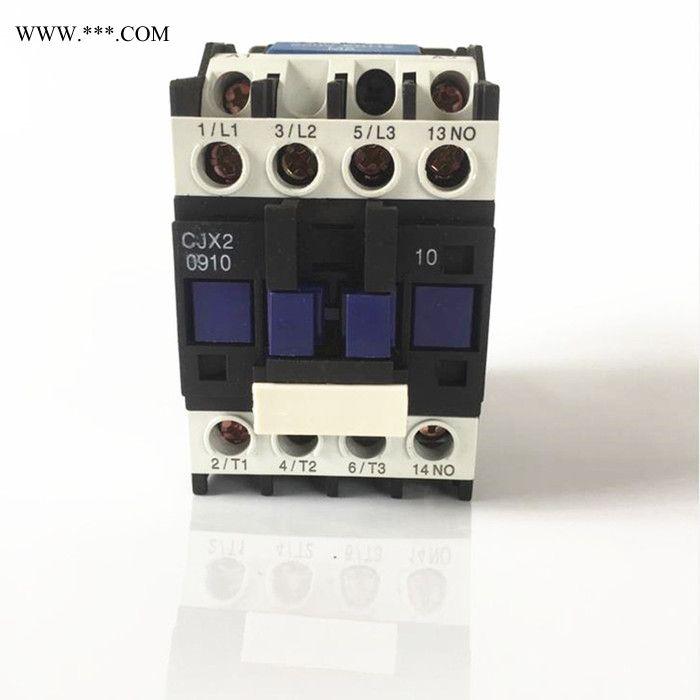 上海人民工控CJX2-32008交流接触器
