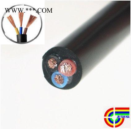 津远华RVV3芯2.5平方软护套三芯国标纯铜控制信号工控电源电缆线