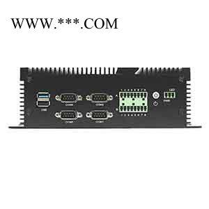 供应深蓝宇PCX-9214嵌入式无风扇工控整机