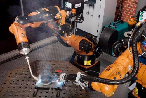 广西省库卡kuka210 点焊焊接机器人 二手库卡机器人 工业机器人007