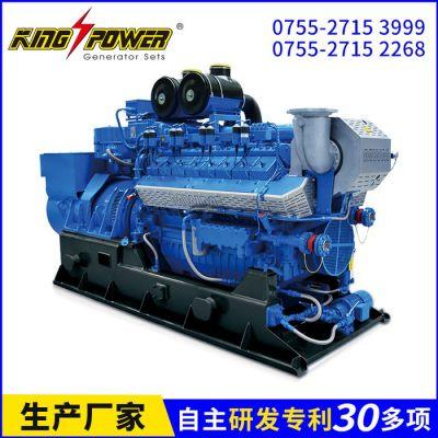 工厂供应广东天然气发电机组 深圳液化天然气发电机组KPW300NG (KingPower)