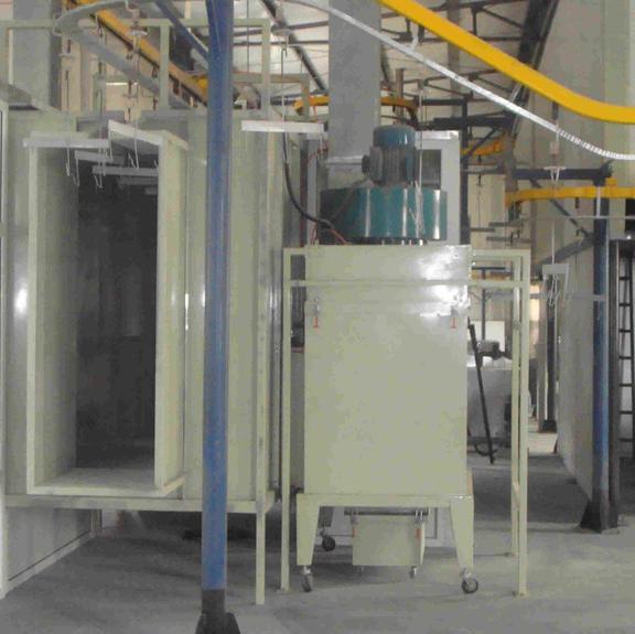 昆山非标自动化悬挂涂装设备生产厂家 无锡自动化悬挂涂装